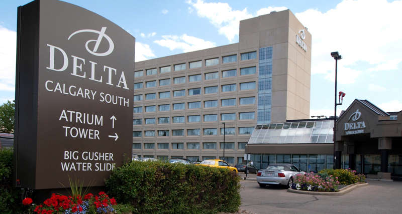 Memorable Customer Experience: Image is Delta Calgary South Hotel