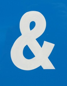 Leadership People Skills: Picture is Ampersand