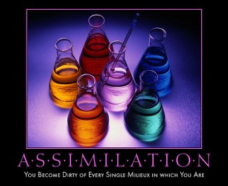Inclusion is not assimilation. You can still be you!