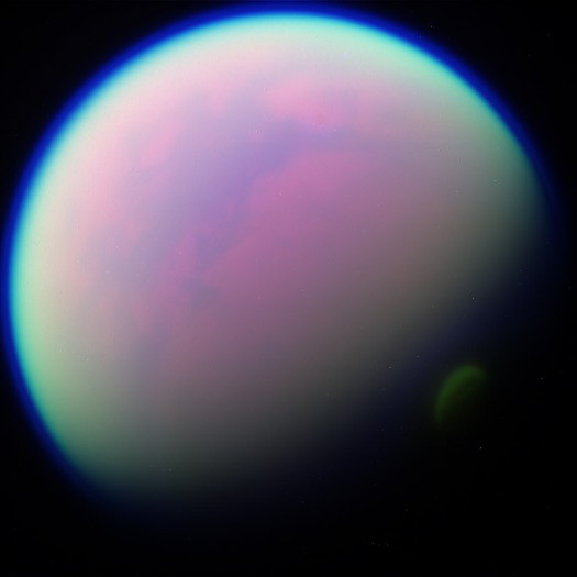Be Authentic Without Scaring People Away Image is Titan Moon.