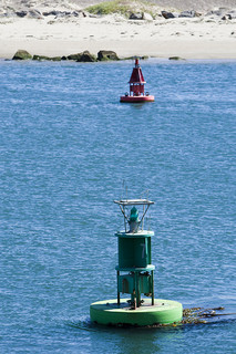Customer Service: Be the Customer's Buoy Image is a buoy.