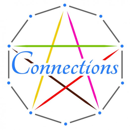 Decagon with triangle inside representing 3 basic beliefs of great people skills mindset.