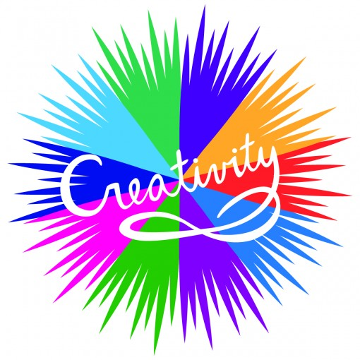 Creativity Culture: Image is graphic with word creativity.