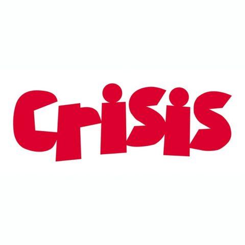 Crises Empathy:  Image is the word crisis.