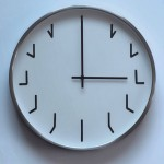 Customer Service People Skills Timing: Image is clock w/ different angles for numbers.