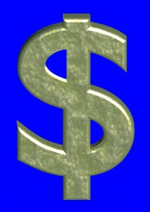Leadership People Skills: Picture is Dollar Sign