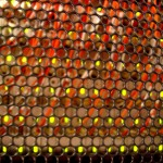 Leadership Emotion Radar: Image is a grid of lights.