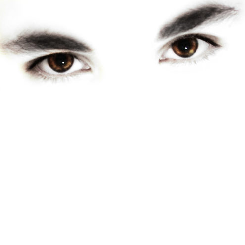 Leadership People Skills Mistake: Image is face image of just eyes and eyebrows.