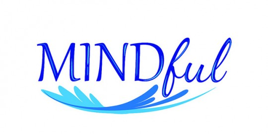 People skills reminder: Image is the word mindful.