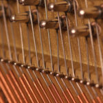 Powerful Connections: Image is strings on a musical instrument