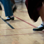 Side Step Accountability: Image is tap dancers.