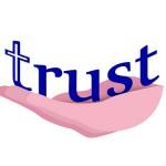 People Skills: Image is the word TRUST