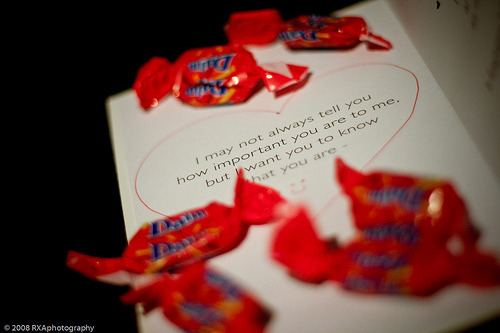 8 responses to a customer service valentine the surprise