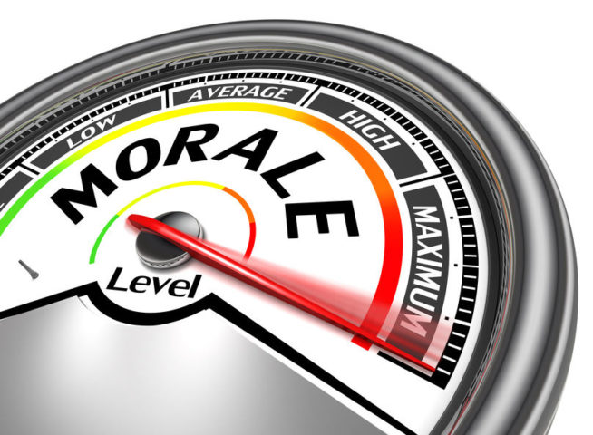Lead Customer Service Morale: Overcome These Obstacles | #LeadMorale #CustServ - Kate Nasser