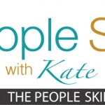 People Skills Topic is Patience: Image is People skills logo
