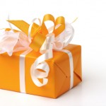 Customer Value: Image is Gold Gift Box
