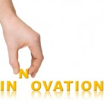 Leadership: Image is the word innovation.