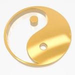 Introverts and Extroverts: Image is Yin Yang symbol.