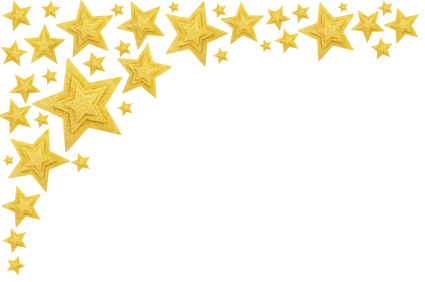 Customer Experience Superstars: Image is gold stars.