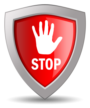 "Customer Experience Leaders: Image is ""STOP""."
