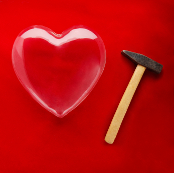 Leadership People Skills: Image is a Heart & a Hammer
