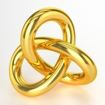 Leadership People Skills: Image is 3 Gold Rings Connected